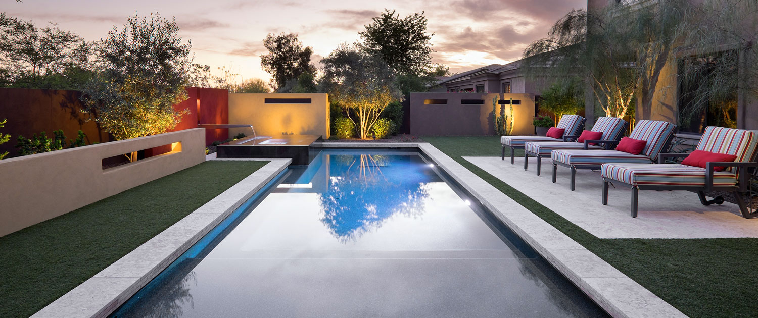 Custom Pool Designer and Builder in Scottsdale