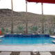 Custom Geometric Pool & Spa in Scottsdale, AZ