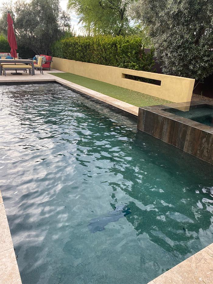 Sonoran Waters Custom Pool Designer and Builder in Scottsdale